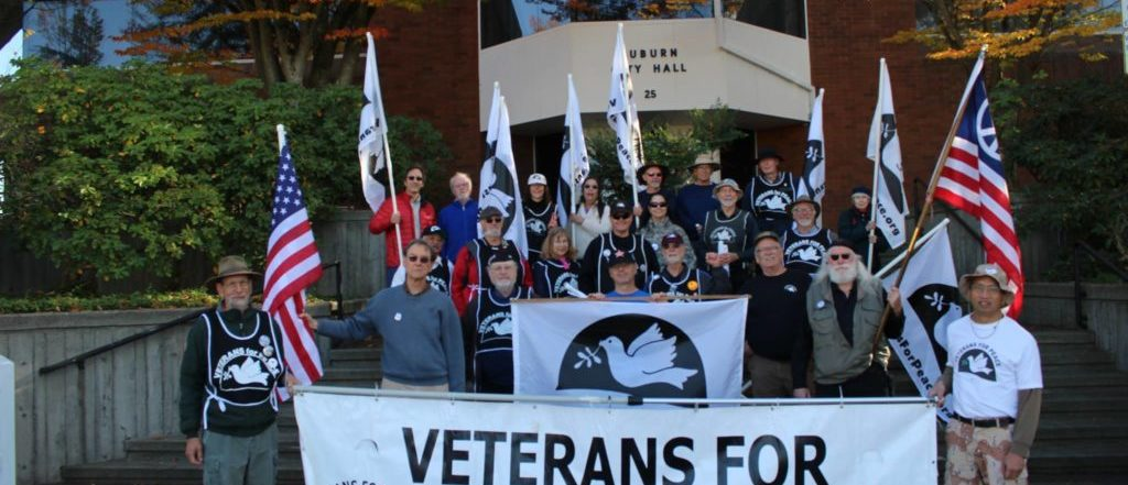 Veterans For Peace Greater Seattle, Chapter 92